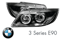 BMW 3 Series E90 2005 - 2008 Headlight